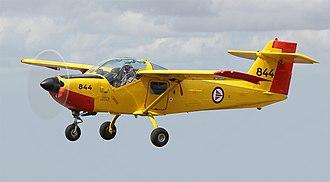 Saab Safari - A Royal Norwegian Air Force Saab Safari