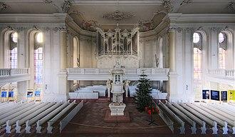 Ludwigskirche - Interior