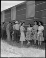 Sacramento, California. Under-graduate college students of Japanese ancestry who since their evacua . . . - NARA - 537788.tif