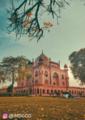 Safdar Jang's Tomb, Delhi.png