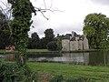 Saint-Brice-en-Coglès (35) Château de La Motte 04.jpg