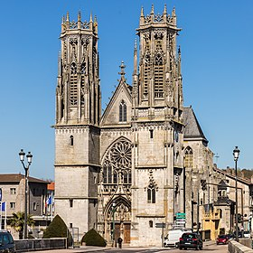 Image illustrative de l'article Église Saint-Martin de Pont-à-Mousson