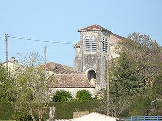 Saint-Aubin-de-Cadelech Commune in Nouvelle-Aquitaine, France