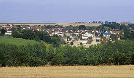 Skyline of Saint-André-sur-Orne