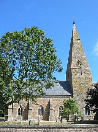 Saint John, Jersey - Image: Saint John Parish Church, Jersey