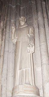Adjutor 12th-century French Catholic saint