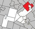 Sainte-Marguerite-du-Lac-Masson Quebec location diagram.png