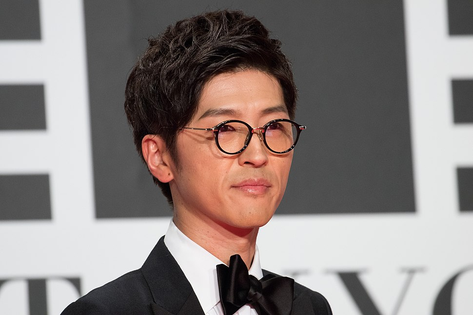 "Sakurai Takahiro from ""Genocidal Organ"" at Opening Ceremony of the Tokyo International Film Festival 2016 (33260300820)"
