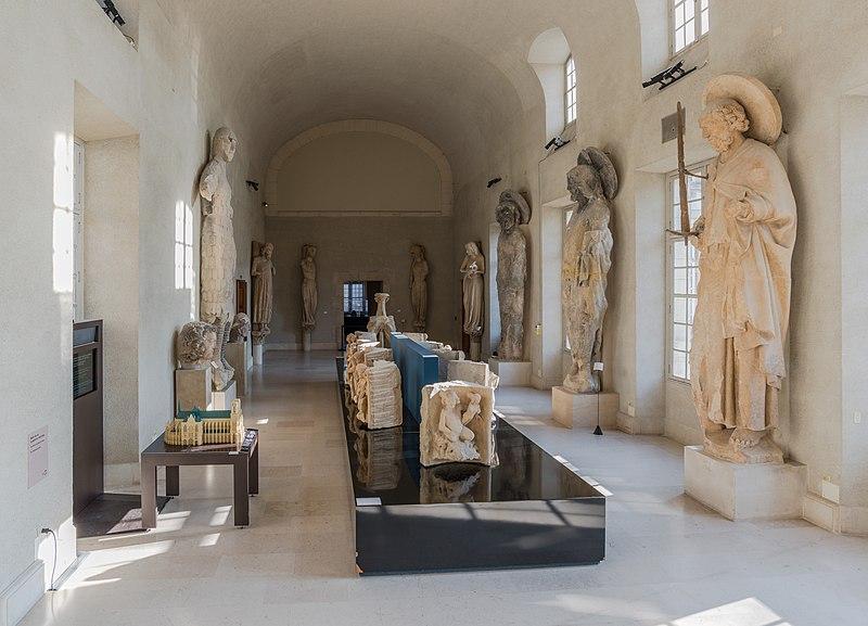 Salle de la sculpture rémoise, Palais du Tau, Reims 20140306 4.jpg