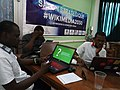 Salon stratégique Wikimedia 2030 au CNFC-cotonou21.jpg