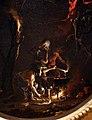Salvator rosa, quattro scene con streghe, sera, 1645-49, 03.jpg