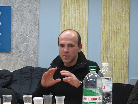 Samopomich meeting in Chernihiv, 21 November 2014 IMG 1585 08.JPG