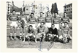 U.C. Sampdoria - Sampdoria in the late 1940s