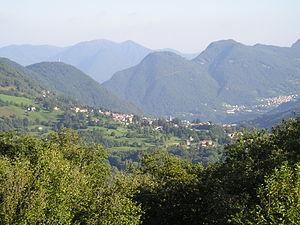 Province of Como - Image: San Fedele d'Intelvi