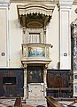 San Lio (Venice) - Pulpit and font.jpg