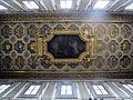 San filippo neri, fi, int., soffitto, giovan camillo sagrestani, gloria di san filippo neri, 1729.JPG