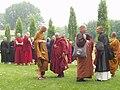 Sangha Italy Vesak 2006.jpg