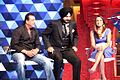 Sanjay Dutt,Navjot Singh Siddhu, Shibani Dandekar on DLF IPL Extraaa Innings show (3).jpg