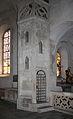 Sankt Maria im Kapitol Aufgang Sängerempore.jpg