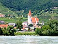 Sankt Michael Weißenkirchen Wachau Donau Austria - panoramio.jpg