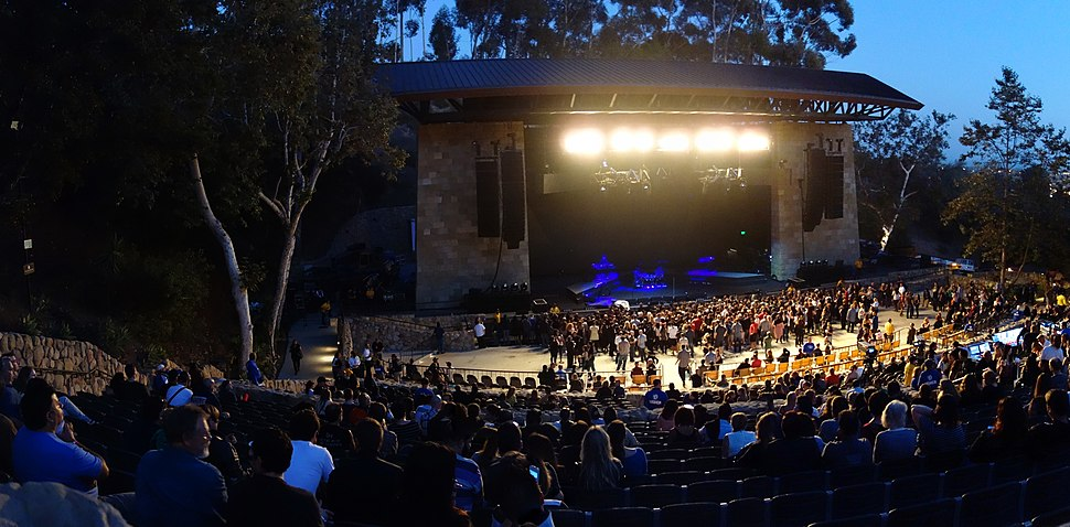 Santa Barbara Bowl Depeche Mode (2013)