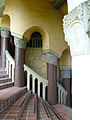Santa Barbara Courthouse Spiral Stair Elevation.JPG