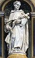 Santa Maria dei Servi (Padua) - Altare dell'Addolorata - San Filippo Benizi.jpg