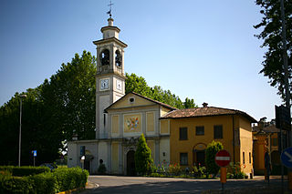 Torre dIsola Comune in Lombardy, Italy