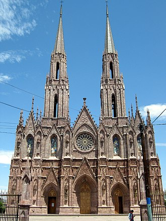 Roman Catholic Diocese of Zamora in Mexico - Cathedral of Our Lady of Guadalupe