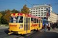 Sarajevo Tram-209 Line-3 2011-10-31.jpg