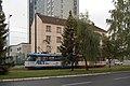 Sarajevo Tram-257 Line-3 2011-10-23.jpg