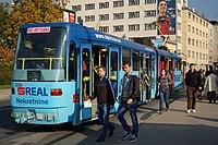Sarajevo Tram-502 Line-5 2011-10-31 (5).jpg