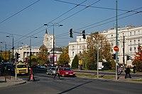 Sarajevo Tram-Line Hamze-Hume 2011-10-31.jpg