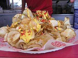 Saratoga chips at the Mississippi State Fair i...