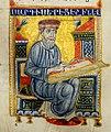 Sargis Pitsak, self portrait, 1338.jpg
