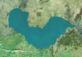 Satellite view of Chao Hu.png