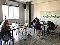 Saturday workshop at Wikimedia Armenia (17.08. 2019) 01.jpg