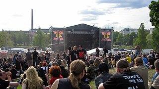Sauna Open Air Metal Festival music festival