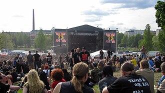 Sauna Open Air Metal Festival - Sauna Open Air 2005.