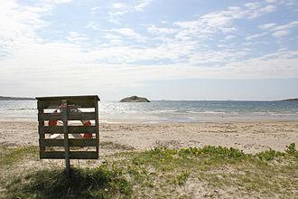 Stavanger - A beach in Randaberg