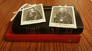 Scapular of Saint Benedict