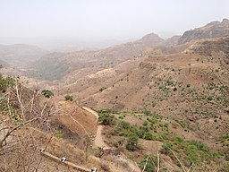 Scenery en route from Gondar to Shire - Tigray Province - Ethiopia - 01 (8698440417).jpg