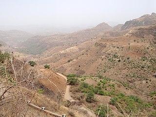 Welkait Woreda in Disputed between the Tigray and Amhara Regions
