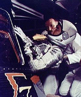 Mercury-Atlas 8 Manned NASA spacecraft