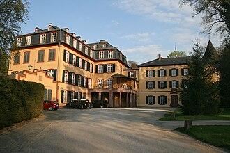 Solms-Rödelheim-Assenheim - Assenheim Castle