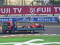 Schumacher car Suzuka 2006.jpg