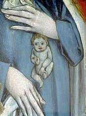 """Résultat de recherche d'images pour """"vierge enceinte de cham (suisse)"""""""