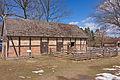 Schweinestall von 1835 aus Graulingen im Museumsdorf Hösseringen (Suderburg) IMG 5660.jpg