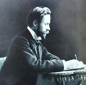 The Poem of Ecstasy - Alexander Scriabin in 1905.