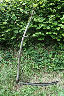 Scythe wikipedia for Gardening tools wikipedia
